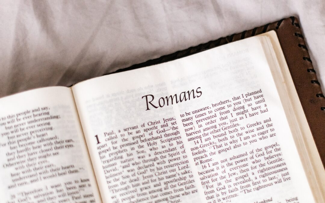 Drowning In Myself   A Personal Paraphrase of Romans 7:15 – 8:1
